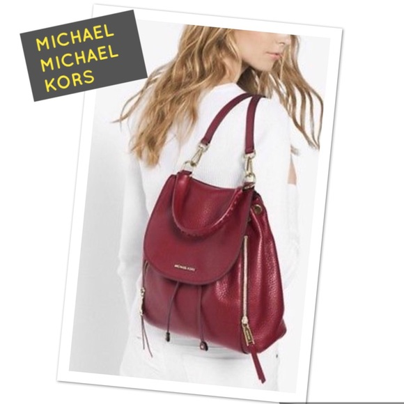 2a64e42730dc ... Michael Kors Viv Large backpack. M 5b9b28ff0cb5aa9c6b310eba